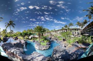 Hyatt Grand Kauai Lazy River
