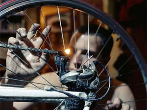 Tuning Up a Bicycle is Easier and Cheaper Than You Think