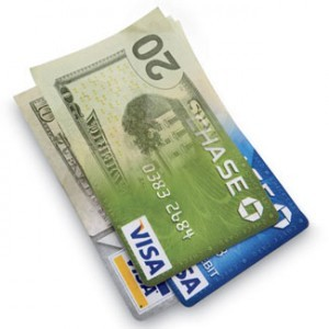 Do You Pay With Cash or Credit Cards