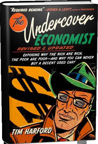 The Undercover Economist Review