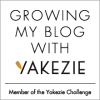 I've Joined the Yakezie Challenge