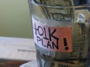 401k plan contribute