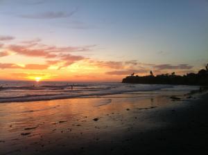 Sunset in North PB