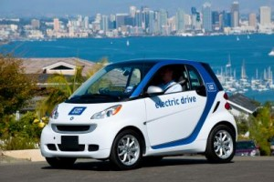 A Review Of My Experience With Car2go San Diego A Car Sharing