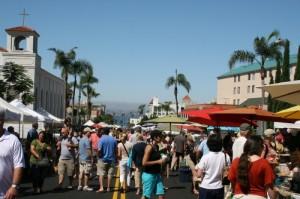Little Italy Farmer's Market - San Diego
