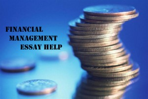 Financial essay