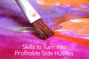 earn more money with side hustles image