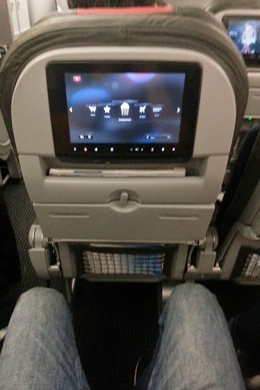 LAX to JFK MCE A321