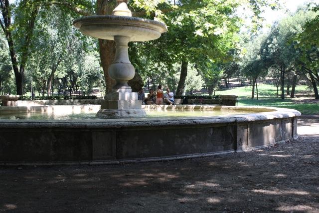 Villa Borghese Picnic