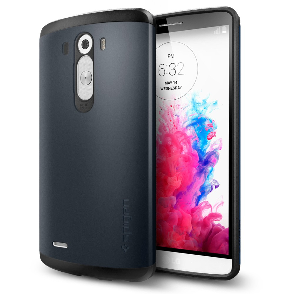 My Case: The Spigen LG G3 Slim Armor Case