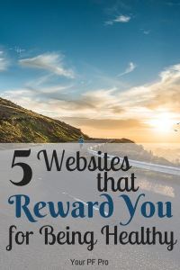 5 websites healthy rewards
