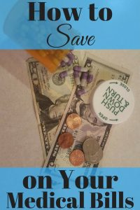 Save on Your Medical Bills