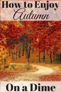 Enjoy Autumn on a Dime