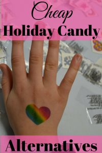 Holiday Candy Alternatives