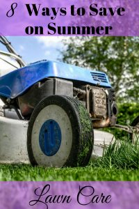 One of the worst things about summer lawn care, is how expensive it can be. Luckily, there are ways to save on summer lawn care.