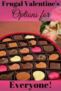 If your budget's tight, you might need cheaper ways to celebrate Valentine's Day. Luckily, there are plently of frugal valentine's options for everyone.