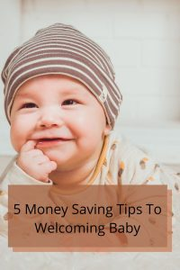 Are you planning to have a baby? Worried about the financial stress? Check out these 5 tips to get a head start on saving money when welcoming baby.
