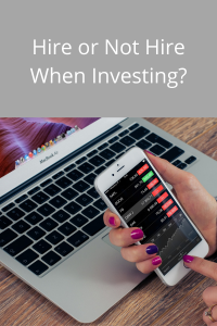 Are you looking to start investing? Consider these questions for whether to hire a pro when investing or beginning to invest.